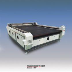 Лазерный гравер с автоматической подачей материала MSL1626m