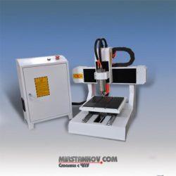 Настольный фрезерный станок с ЧПУ MSF3030