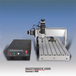 Ювелирный фрезерный четырехкоординатный станок MSF3040 Jewel