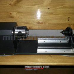 Поворотное устройство на лазерный гравер